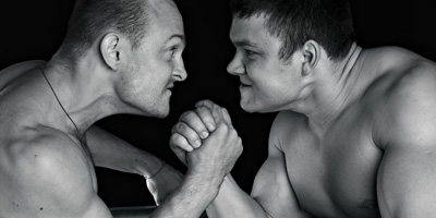 Arm Wrestlers